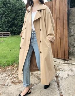 Paloma trench coat