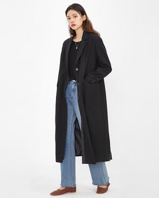 chic mood long coat