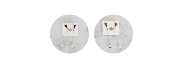 Zem No.100 (earring)