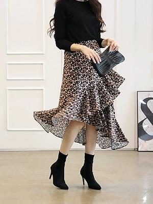Lefron Hoppy Frill Skirt