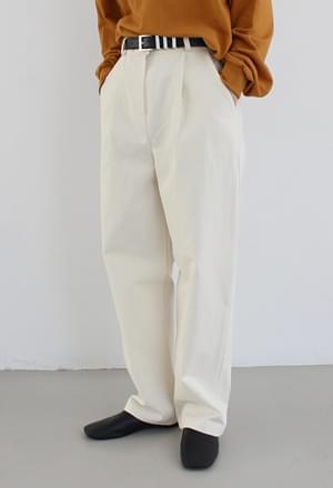 Long cotton pants (3colors)