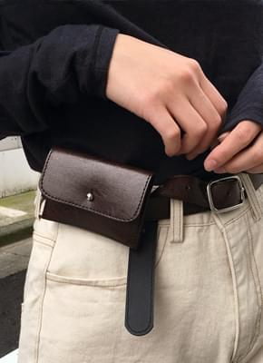 Mini pocket belt