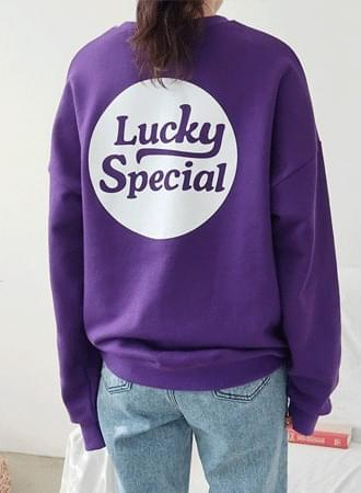 Special back logo Cotton One-man