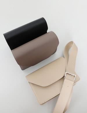 Cube Wide Cross Bag