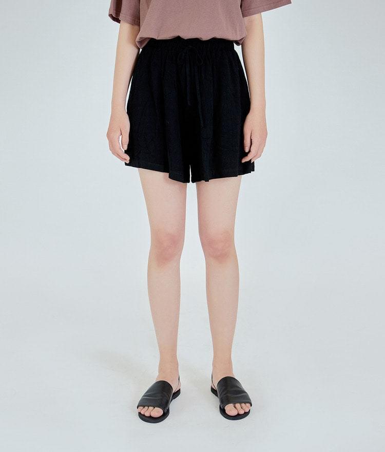Under Linen Short Pants