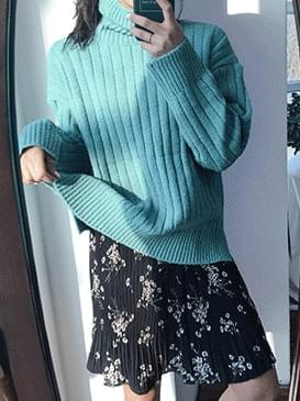 韓國空運 - Soft Daisy Knit 針織衫
