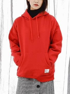 Brushed Shelley Hooded T-shirt