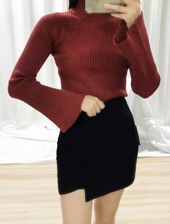 Knit sleeves sleeves