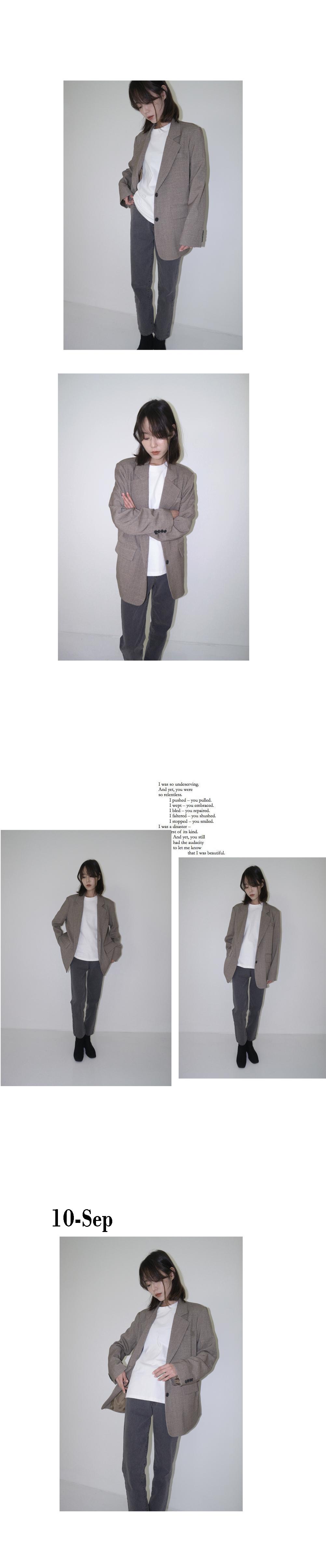 wearable basic hood (7colors)