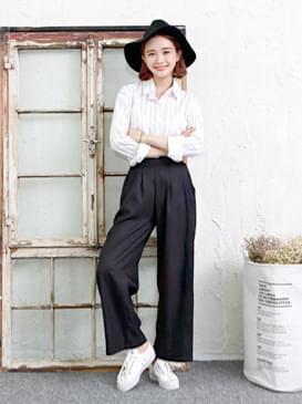 韓國空運 - Malt wide pt 長褲