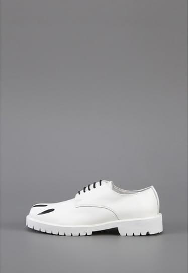 TRIPLE-MAJOR Bear Paw Shoes(WHITE)