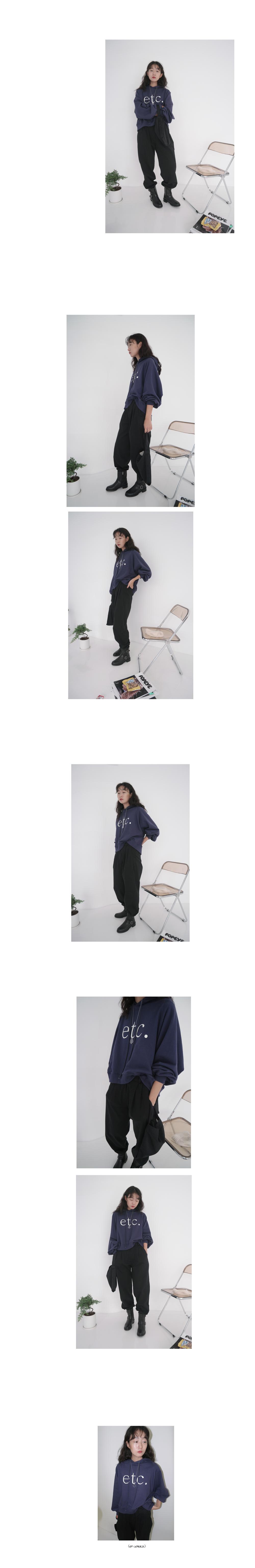 cozy banding jogger pants (2colors)