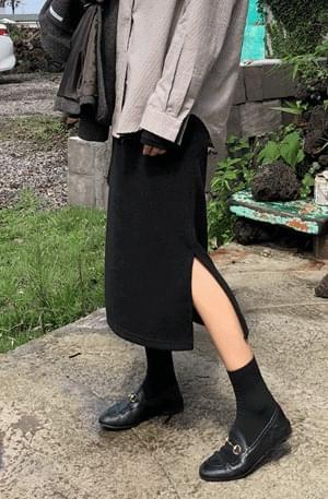 Self-produced / Prairie-Golgi slit skirt
