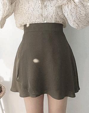 Angel skirt pants