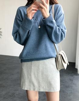 Loe round knit
