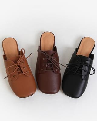 Belodi Mule Slippers - 3 color