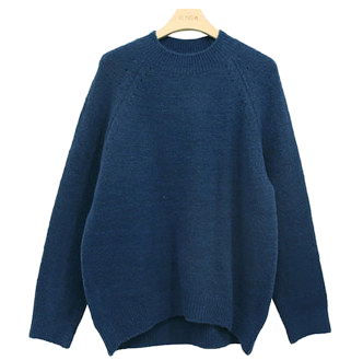 Malang Dotom antique knitwear