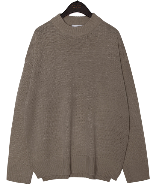 NORM CORE SLIT KNIT - 2 TYPE