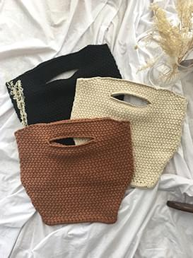 Knit-free tote bag 托特包