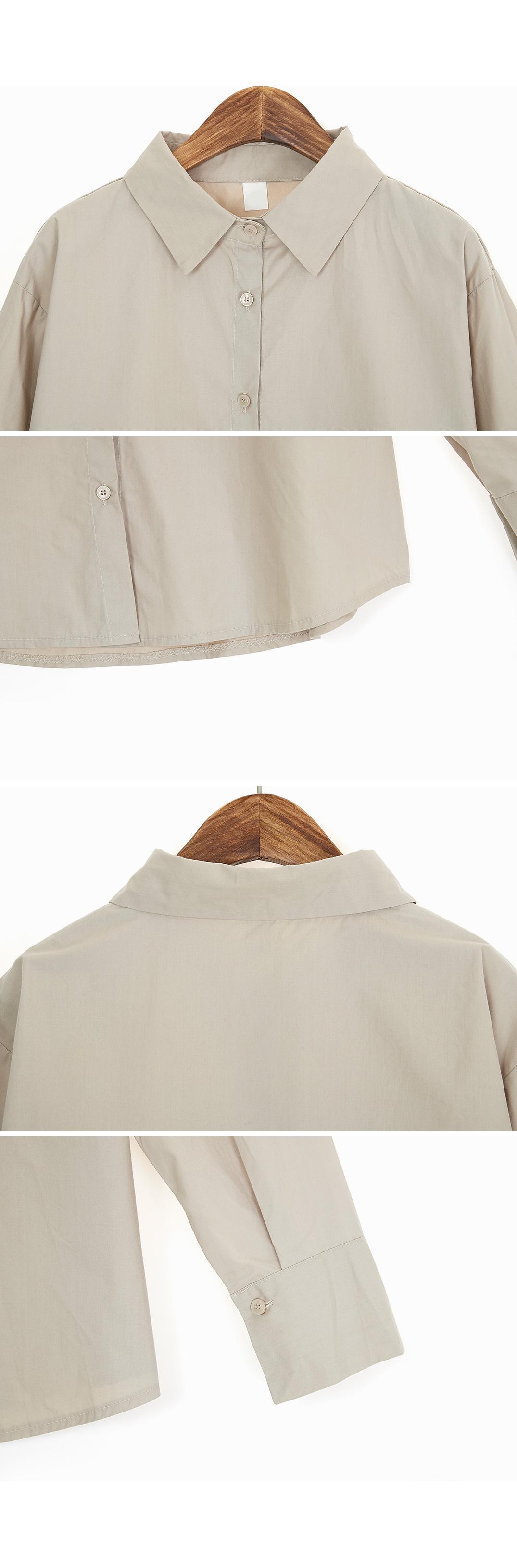 Urban simple shirt