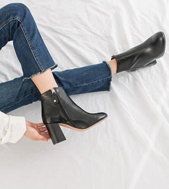 Fouls Ankle Boots