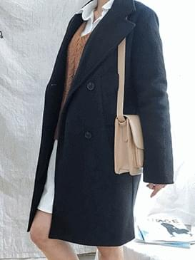 Sure Wool Double Coat