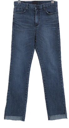 Crunch Denim Pants - T