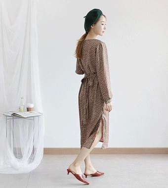 Provence Ribbon Dress