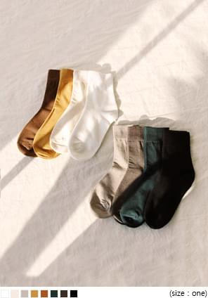 8 COLOR HIGH DAILY SOCKS