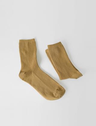 lip ankle socks(6colors)