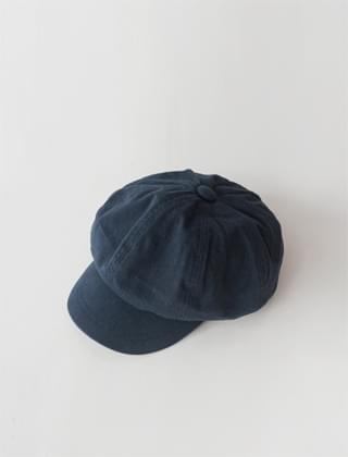 vintage news boy cap (3colors)