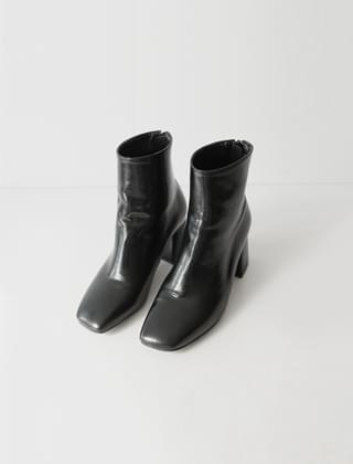 square ankle boots (3colors)