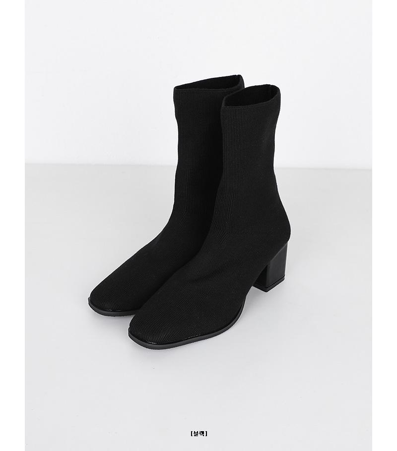 long socks ankle heel (2colors)