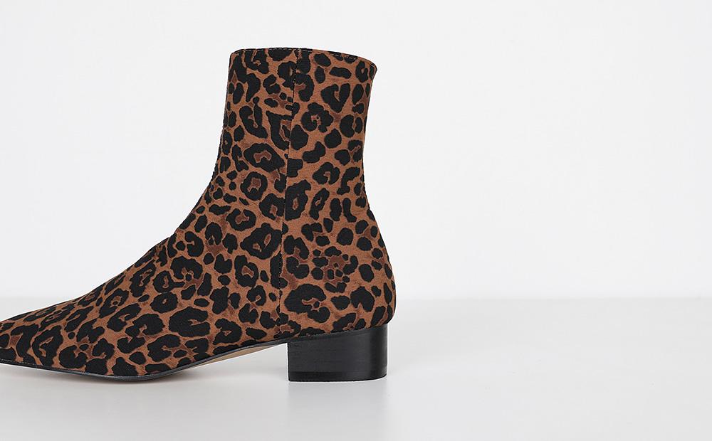 papa hard ankle heel (2colors)