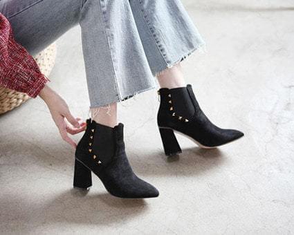 Belize suede Chelsea boots
