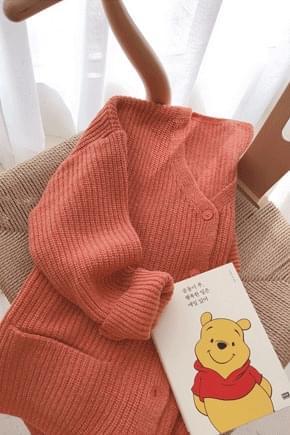 Alloggi knit cardigan
