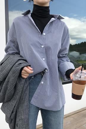 Nau stripe shirt