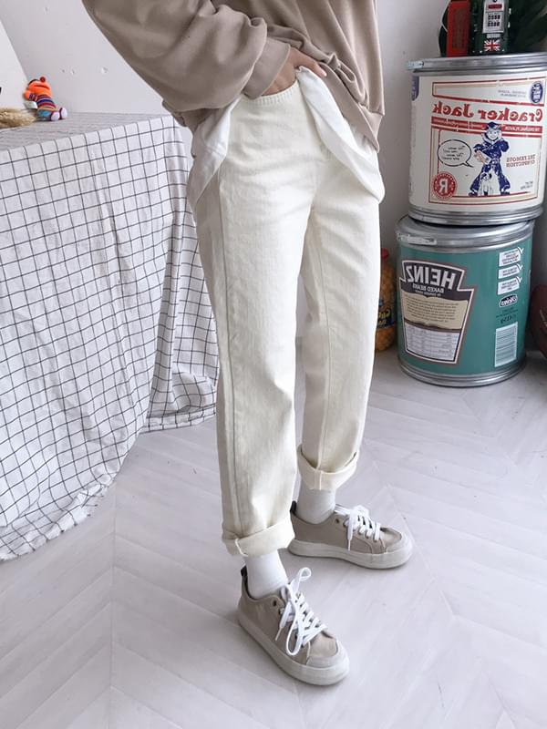 Soft Cotton Pants