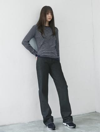steady stripe knit(3colors)