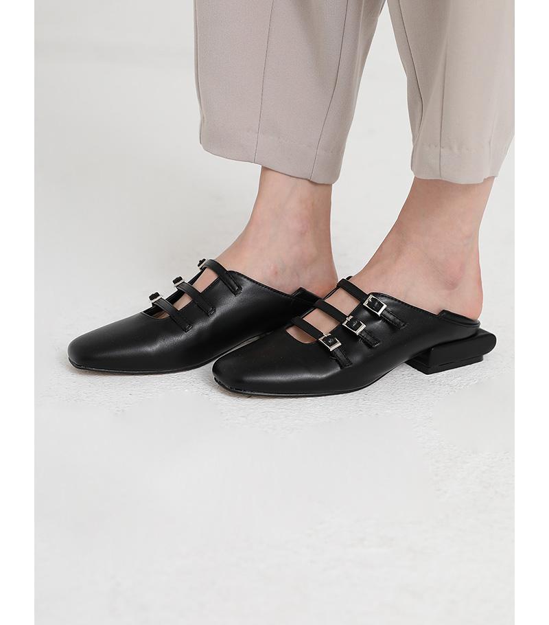 belt harem pants (3colors)