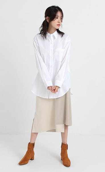 link over shirt