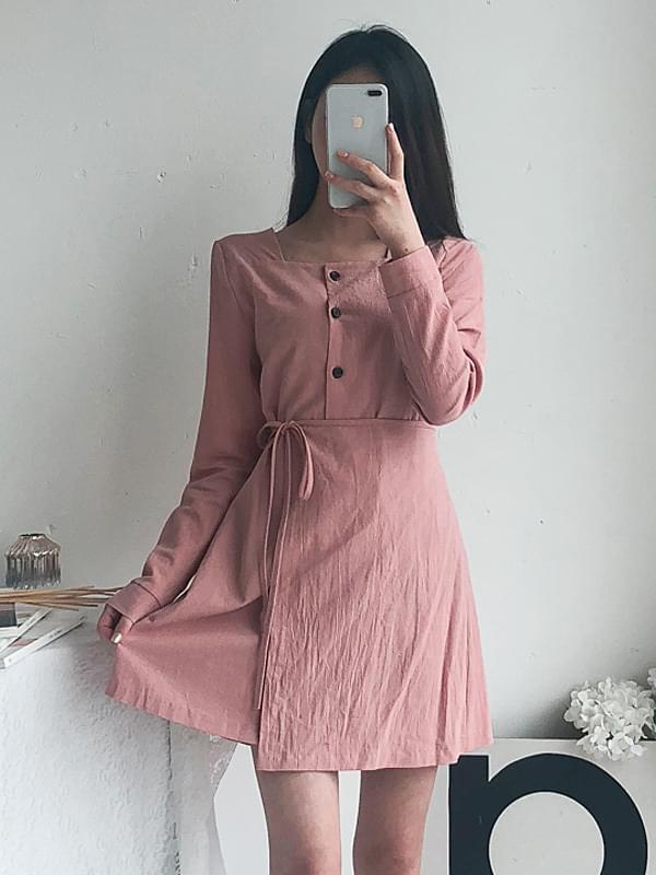 Melody wrap dress