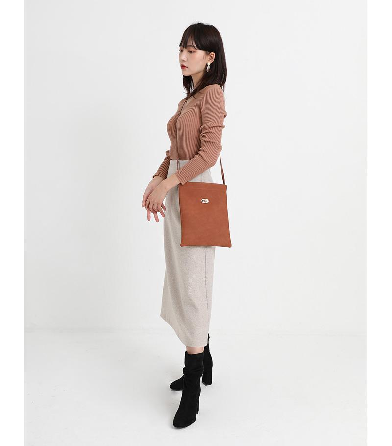 square soft bag (3colors)