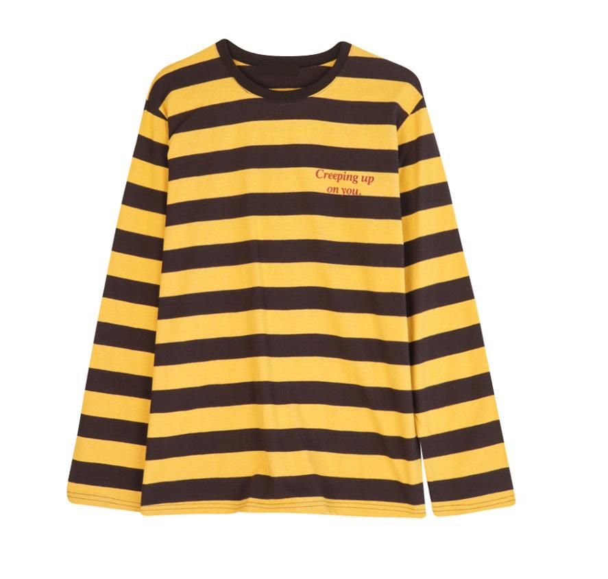 Honeybee creeping T-shirt
