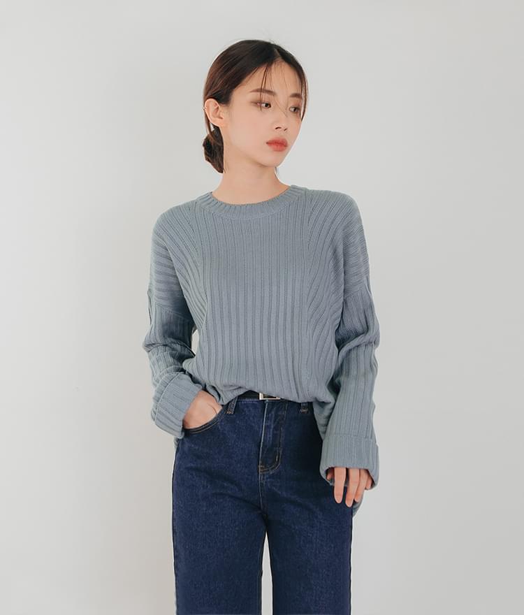 Diagonal Knit
