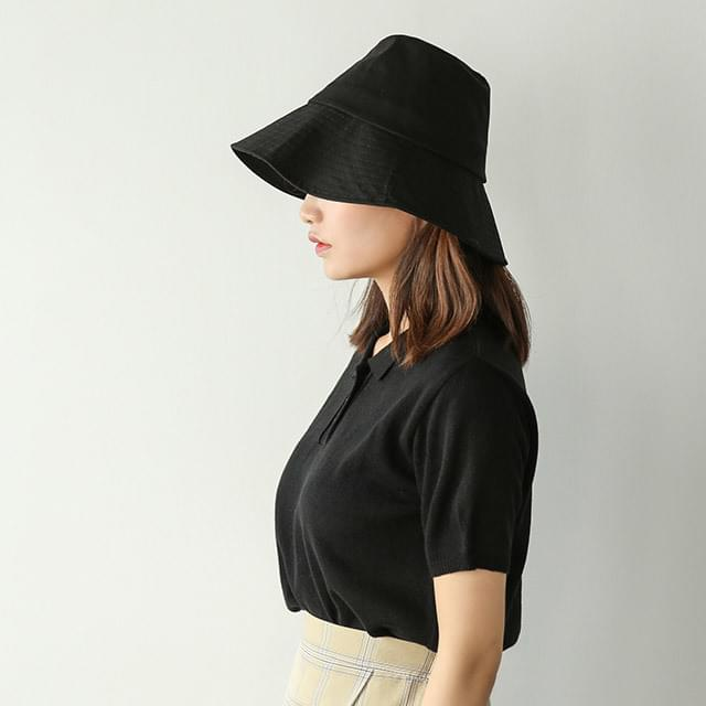 unique point bucket hat
