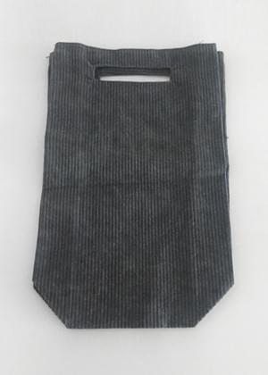 Corduroy eco bag