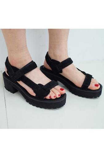 Suede Sandals (sh295)