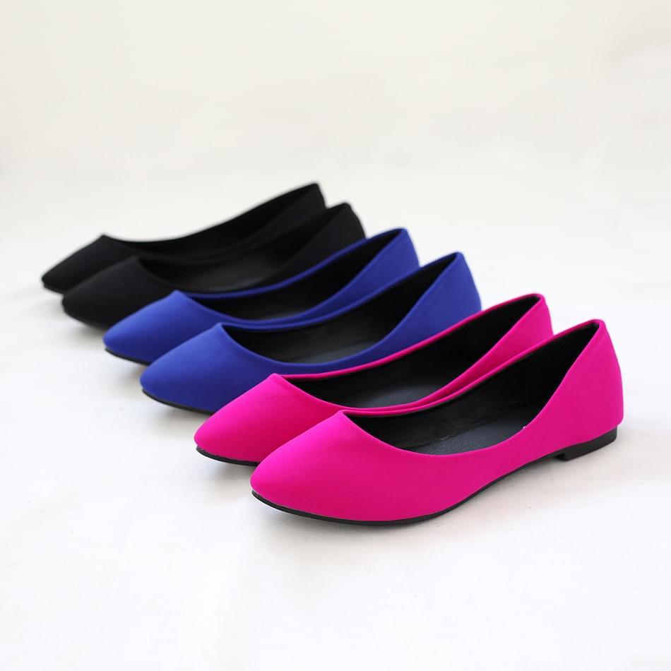 Roaming Flat Shoes 1cm