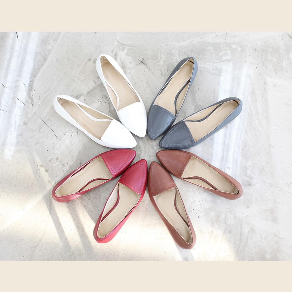 Poriby Flat Shoes 2.5cm